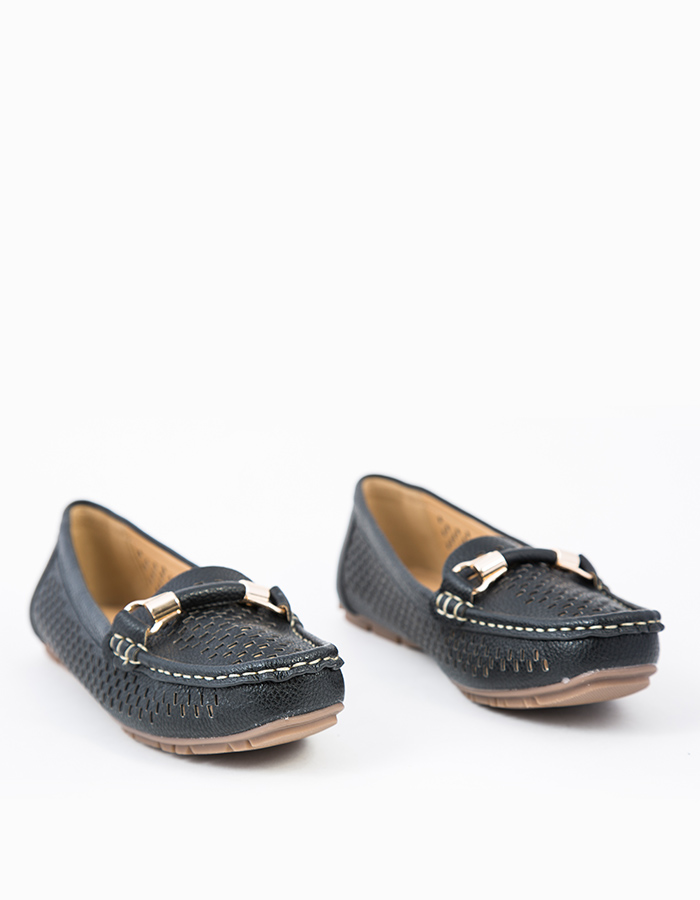 LASER CUT LOAFERS #25598
