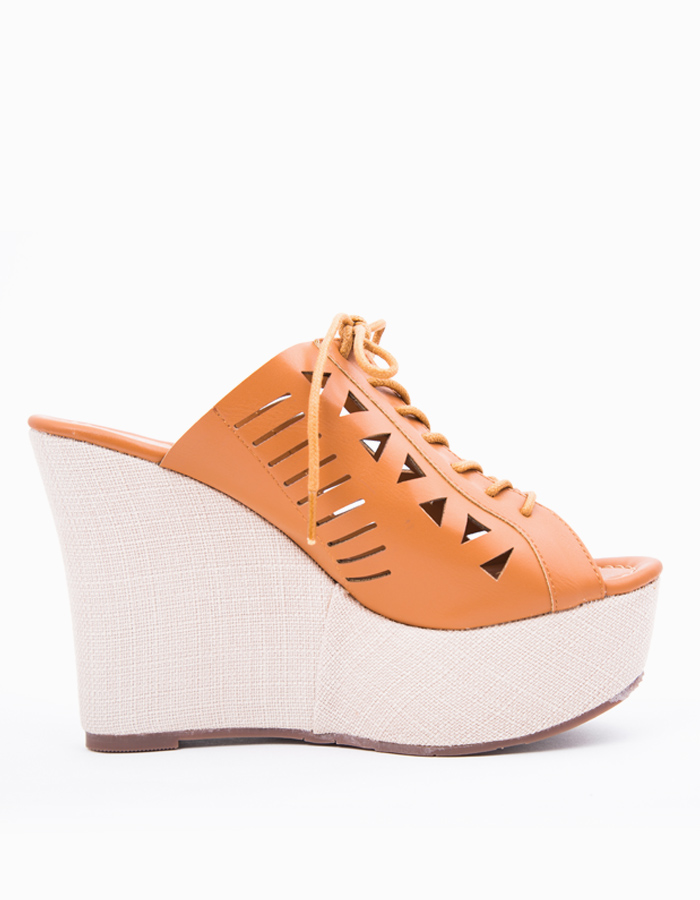 LASER CUT DESIGN WEDGES #25487