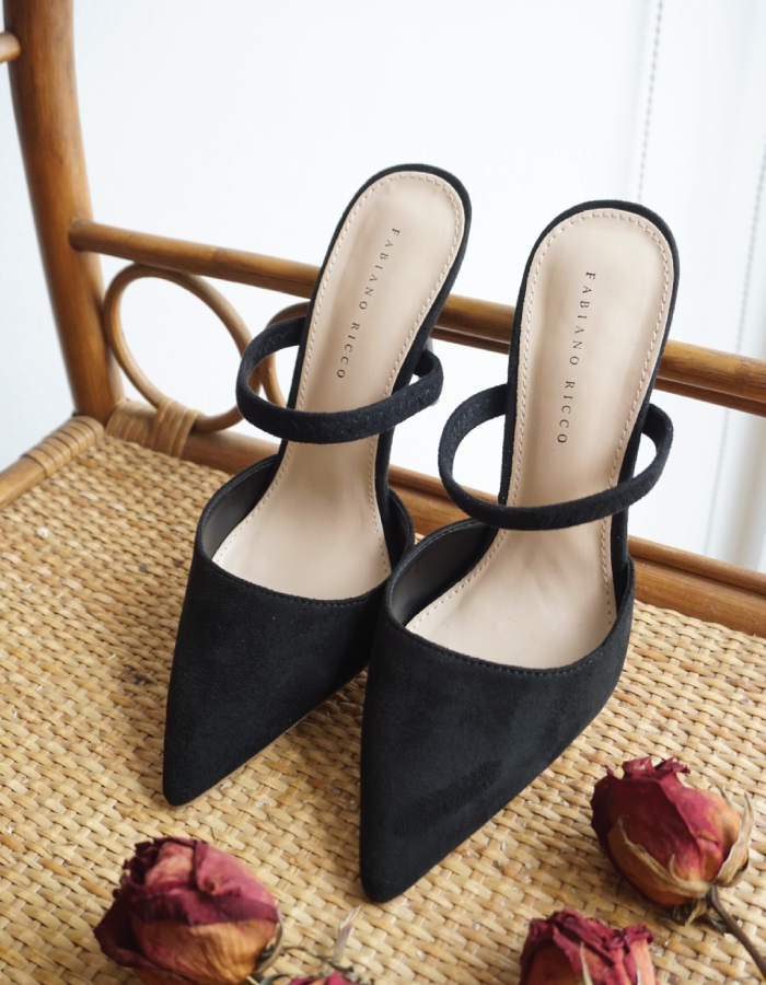 POINTED TOE HEELS #26143