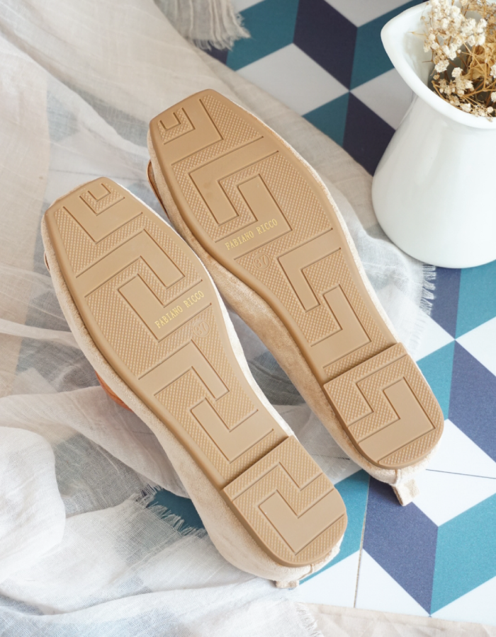 OVERSIZED BUCKLE LOAFERS #26363