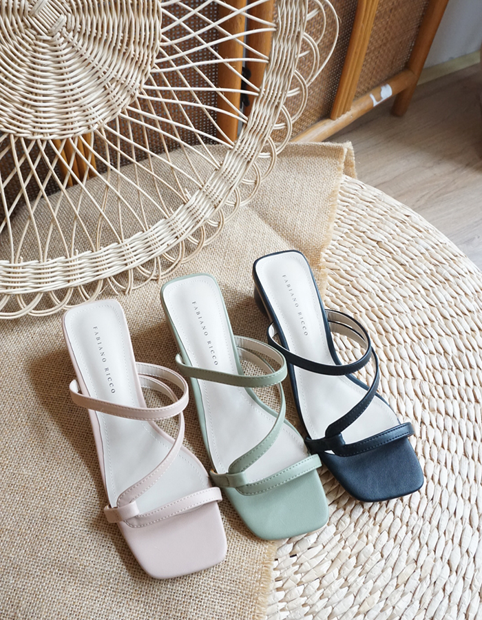 SUMMER SLIP IN MULES #26392